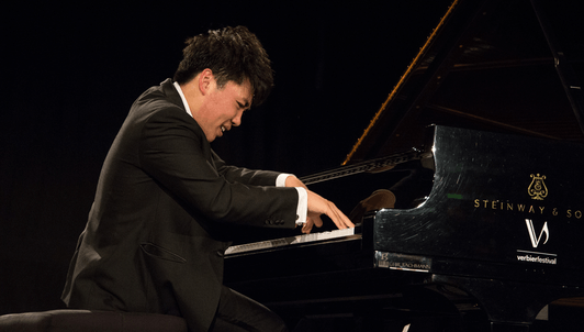 George Li interpreta a Beethoven y Liszt