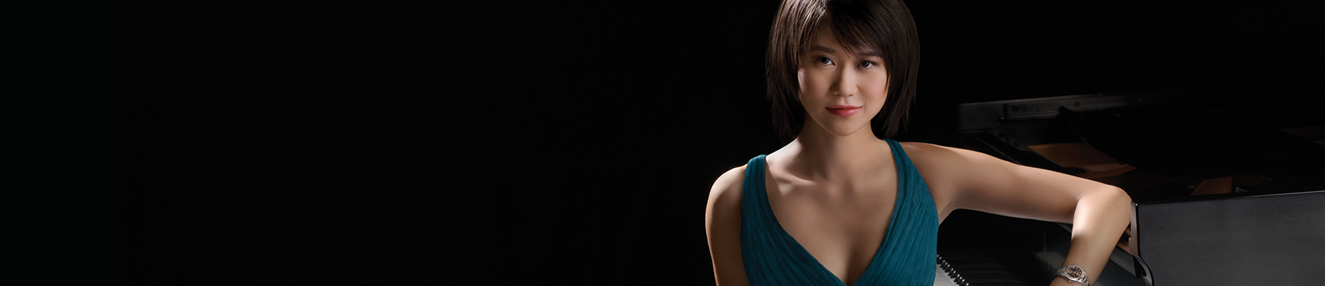Valery Gergiev conducts Brahms and Mussorgsky — With Yuja Wang