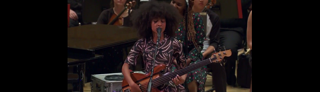 Giancarlo Guerrero conducts Copland, Spalding, and Stravinksy — With Esperanza Spalding