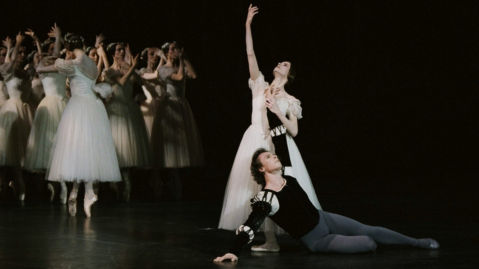 Giselle by Jean Coralli and Jules Perrot, music by Adolphe Adam