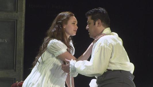 Roméo et Juliette amoureux comme jamais à Barcelone