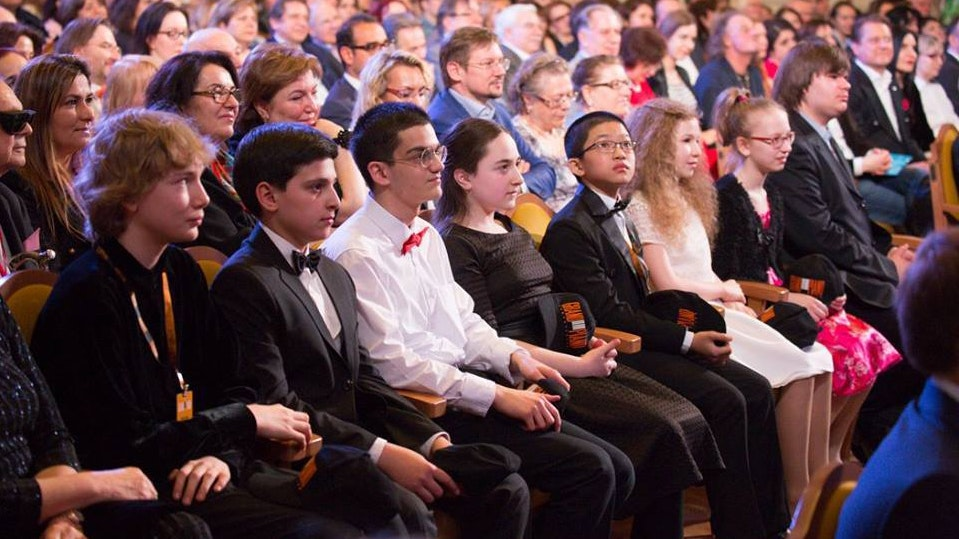 Grand Piano Competition 2016: Opening Gala