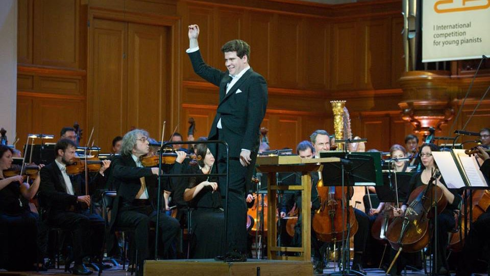 Grand Piano Competition 2016 : Discours d'ouverture de Denis Matsuev