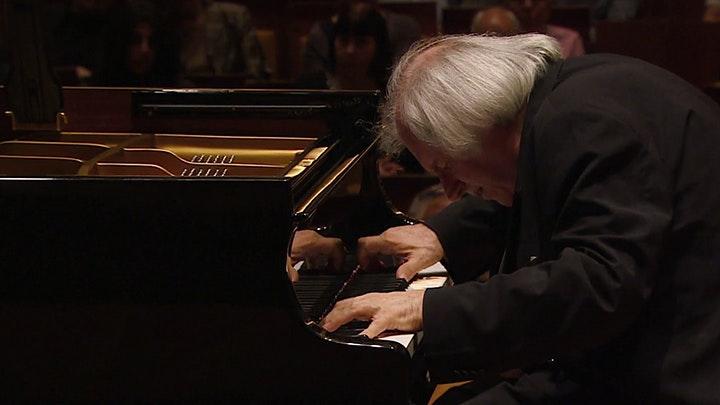 Grigory Sokolov plays Schubert, Beethoven, Rameau, and Brahms