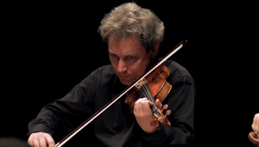 David Grimal and Les Dissonances perform Schoenberg's Chamber Symphony No. 1