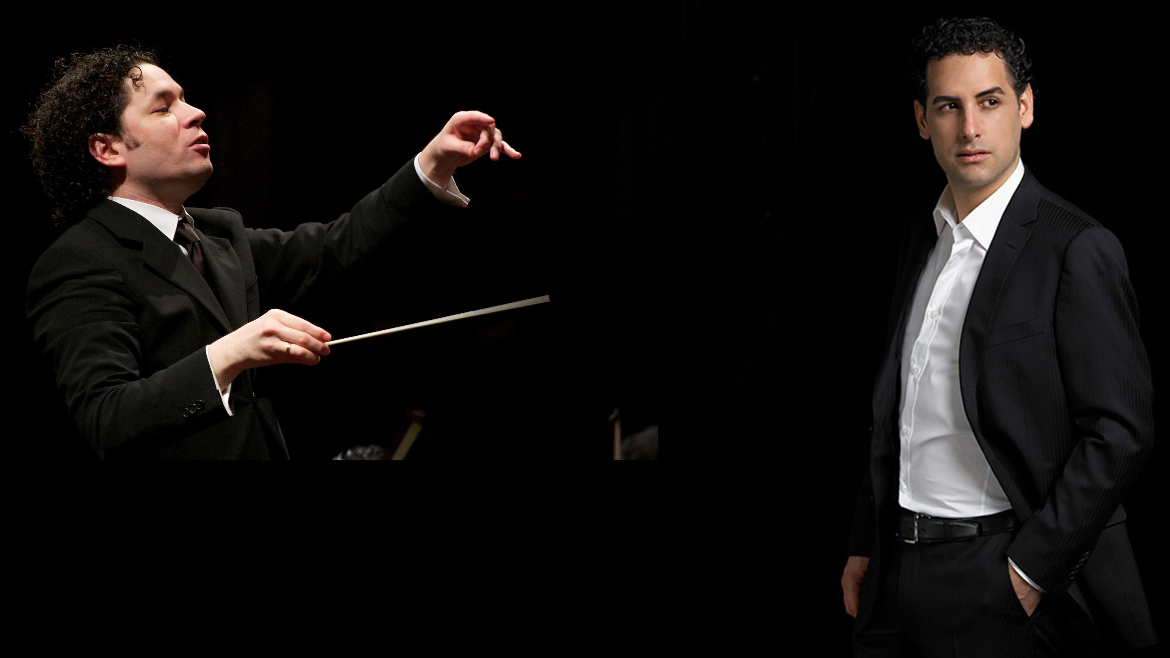 Gustavo Dudamel: Celebración – With Juan Diego Flórez