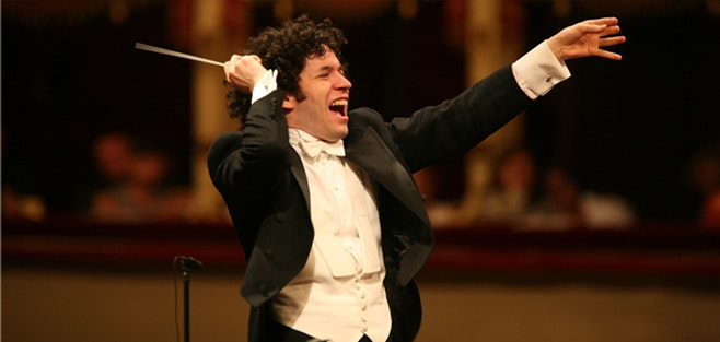 Gustavo Dudamel: the Little Big Man