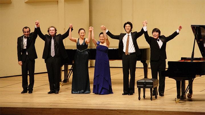 Hamamatsu International Piano Competition – Prizewinners' Concert
