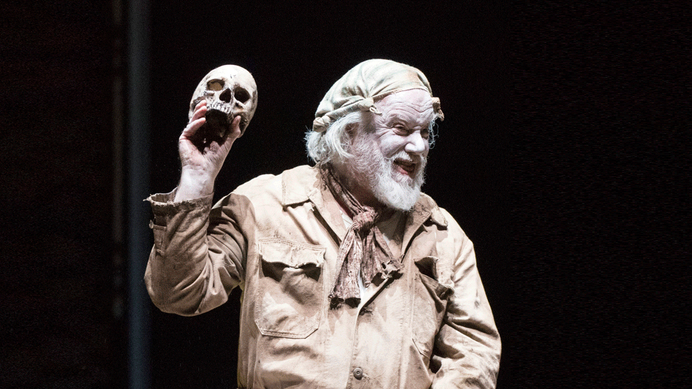 Brett Dean's Hamlet