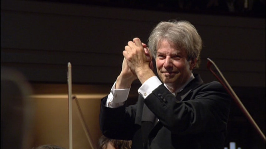 Hartmut Haenchen conducts Mahler: Symphony No. 6