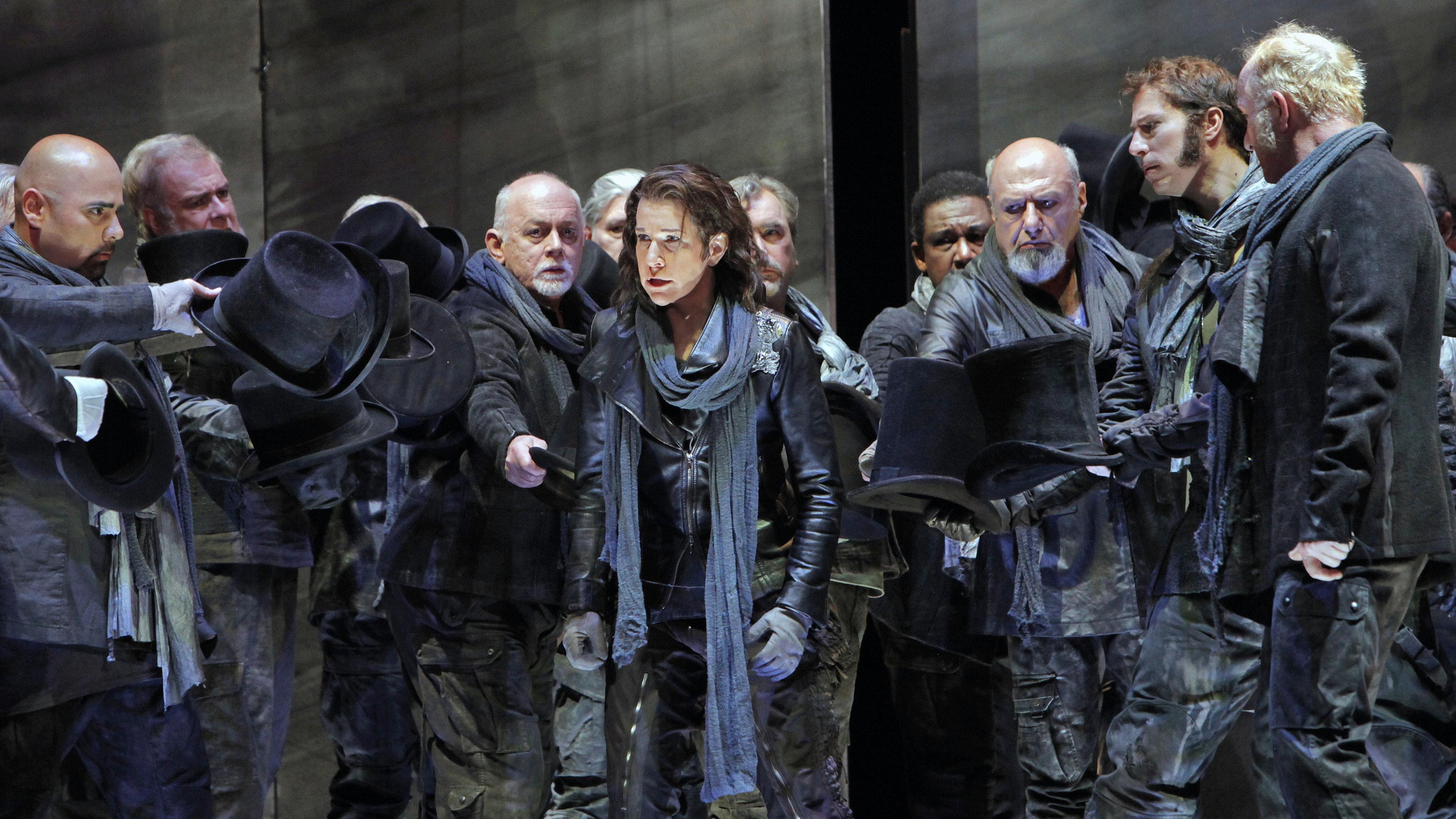 Bellini's I Capuleti e i Montecchi