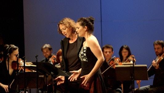 Nathalie Stutzmann and Emőke Baráth sing Handel's Il Duello Amoroso