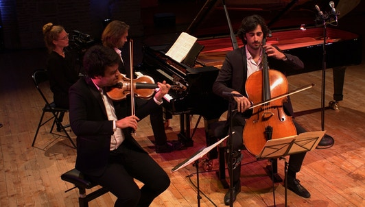 The Zadig Trio plays Tchaikovsky and Shostakovich