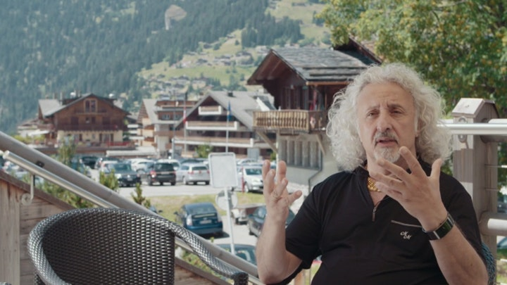 Interview with Mischa Maisky