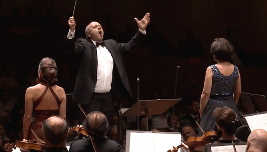"Iván Fischer conducts Mahler's Symphony No. 2 ""Resurrection"""