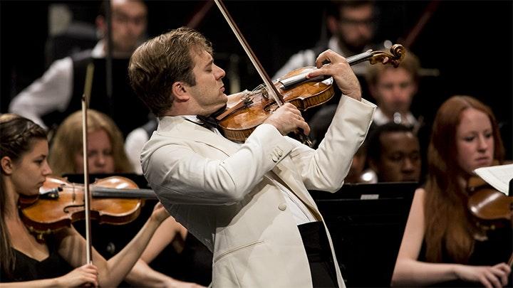 Jaap Van Zweden conducts Mendelssohn and Bruckner – With Renaud Capuçon