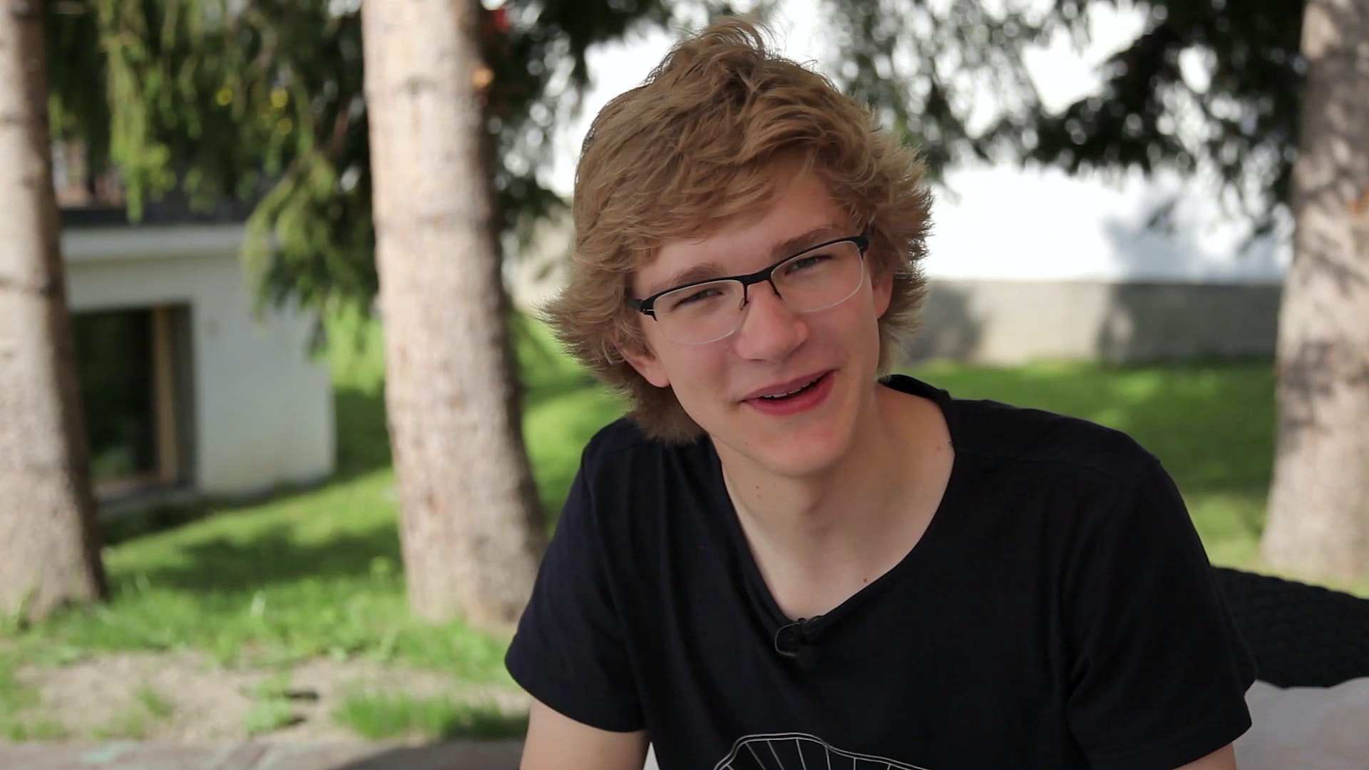 Jan Lisiecki: Interview