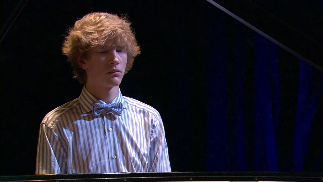 Jan Lisiecki: Piano recital