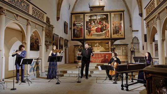NOUVEAUTÉ : Matthias Goerne, Vilde Frang, Nicolas Altstaedt, Stathis Karapanos et Michaela Hasselt interprètent Bach