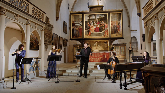 NUEVO: Matthias Goerne, Vilde Frang, Nicolas Altstaedt, Stathis Karapanos y Michaela Hasselt interpretan Bach