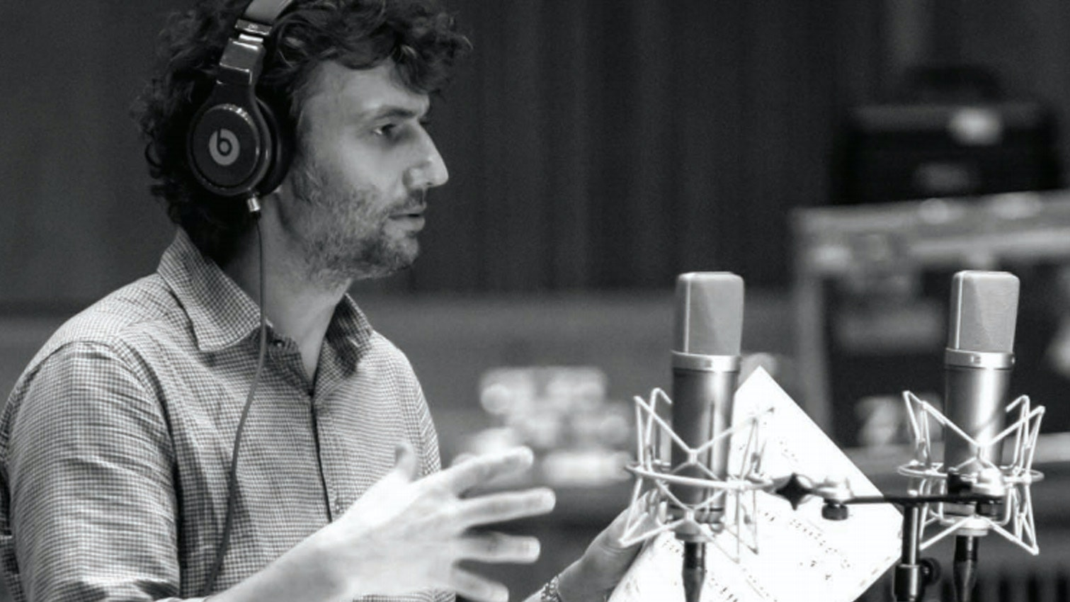 You Mean the World to me – With Jonas Kaufmann
