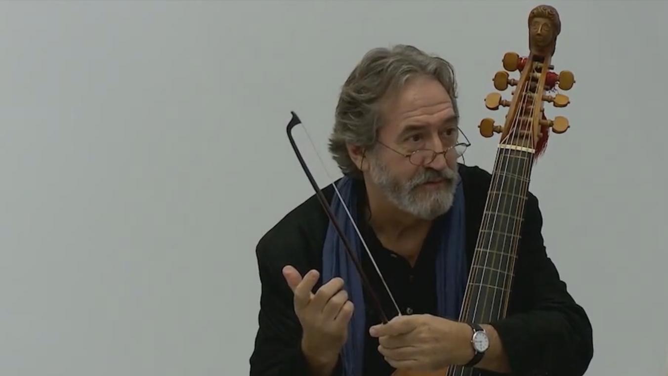 Master Class with Jordi Savall (VI/VI)