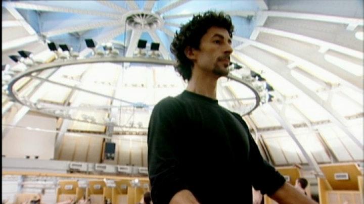 Jose Martinez, a noble Spaniard at the Palais Garnier