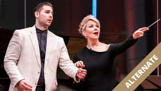 ALTERNATE: Master Class with Joyce DiDonato at Carnegie Hall (III/III) 2019