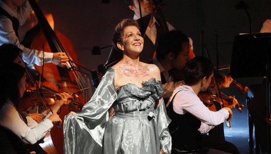 Joyce DiDonato chante In War and Peace : Harmony through Music