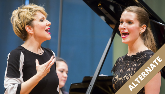 ALTERNATE: Joyce DiDonato: Master Class at Carnegie Hall (I/III) 2015