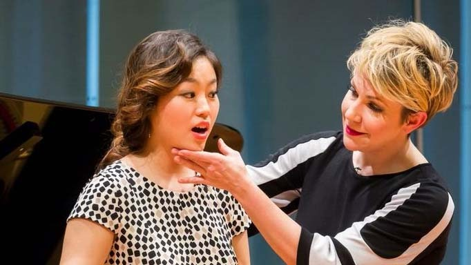 Joyce DiDonato: Master Class at Carnegie Hall (II/III)