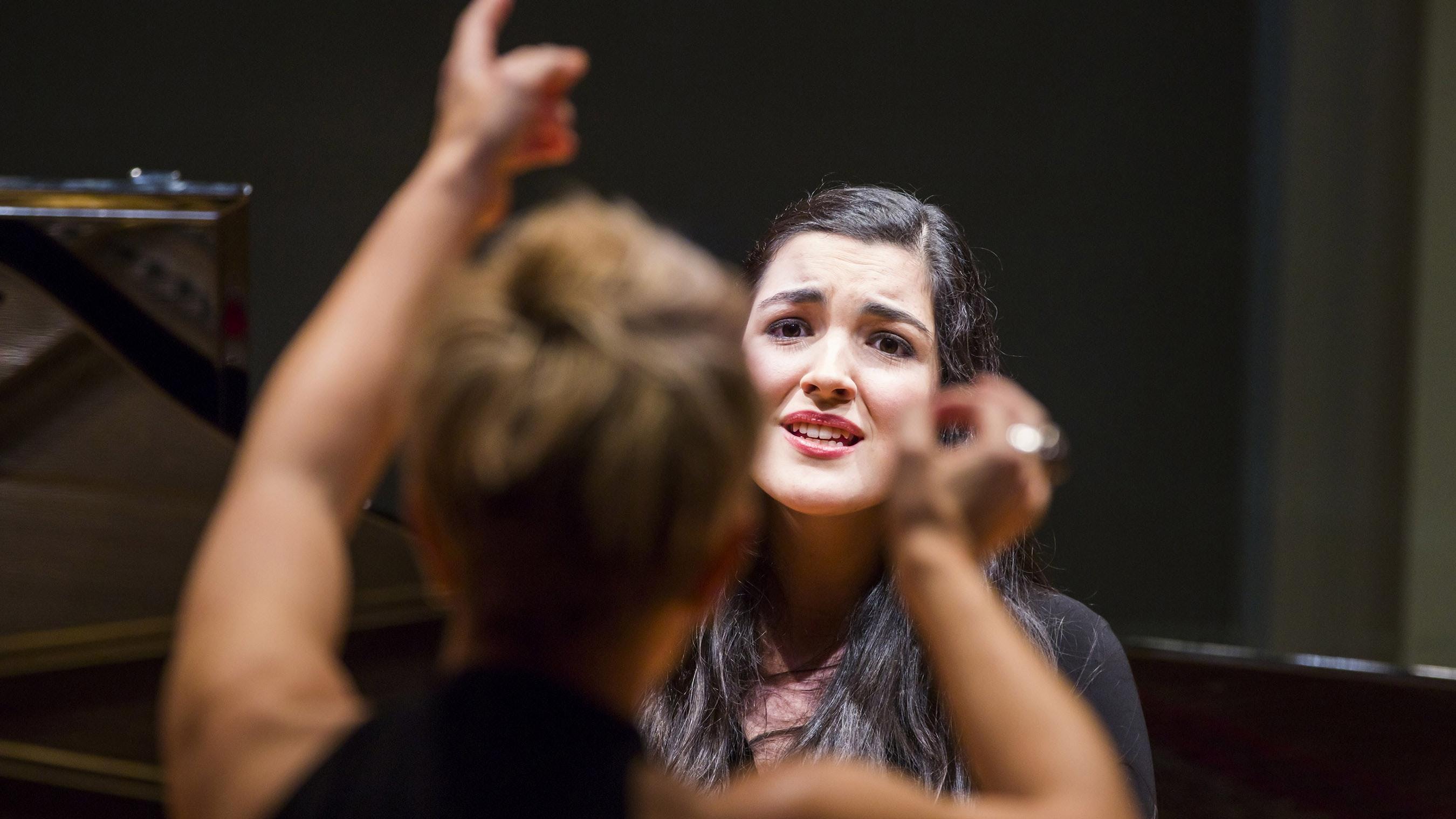 Joyce DiDonato: Master Class at Carnegie Hall (III/III)