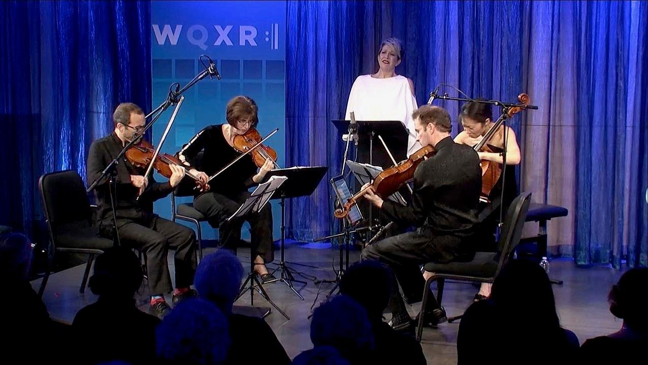 Joyce DiDonato chante Heggie – Avec le Quatuor Brentano