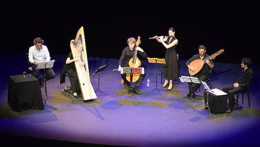 La Chapelle Harmonique performs Couperin, Clérambault, Moulinié, Lambert