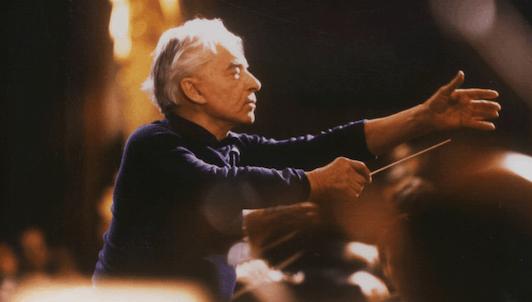 """Herbert von Karajan conducts Beethoven's Symphony No. 6 """"Pastoral"""""""
