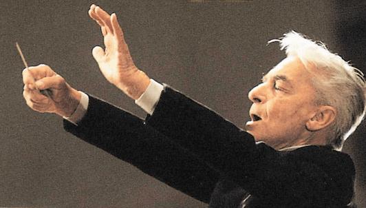 Herbert von Karajan dirige la Sinfonía n°. 9 de Beethoven