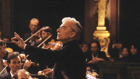 Herbert von Karajan dirige la Sinfonía n°. 9 de Dvořák