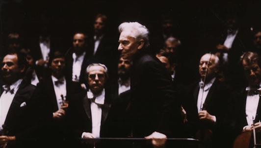 Herbert von Karajan dirige le Requiem de Mozart