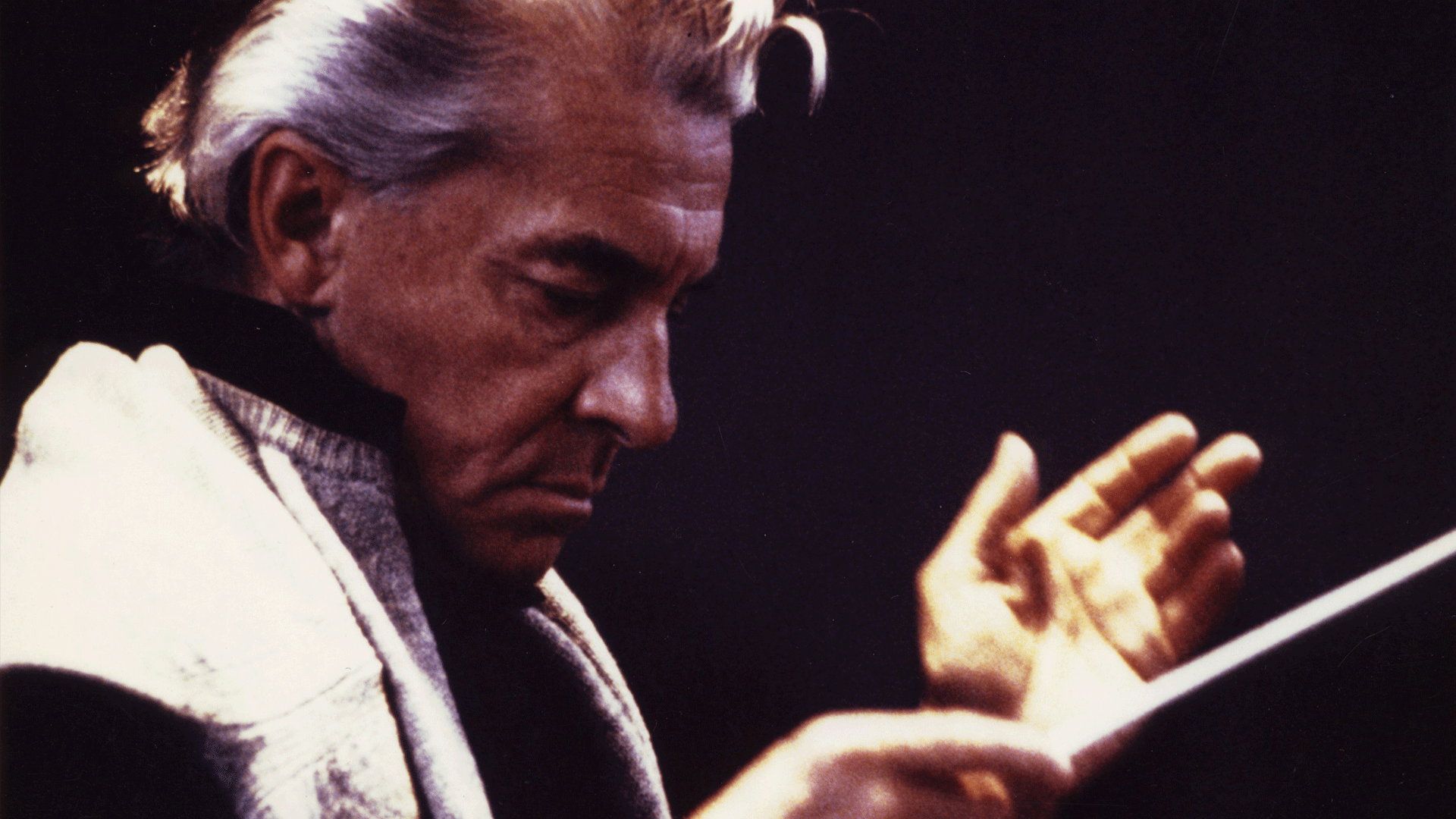 Herbert von Karajan conducts Strauss's Don Quixote
