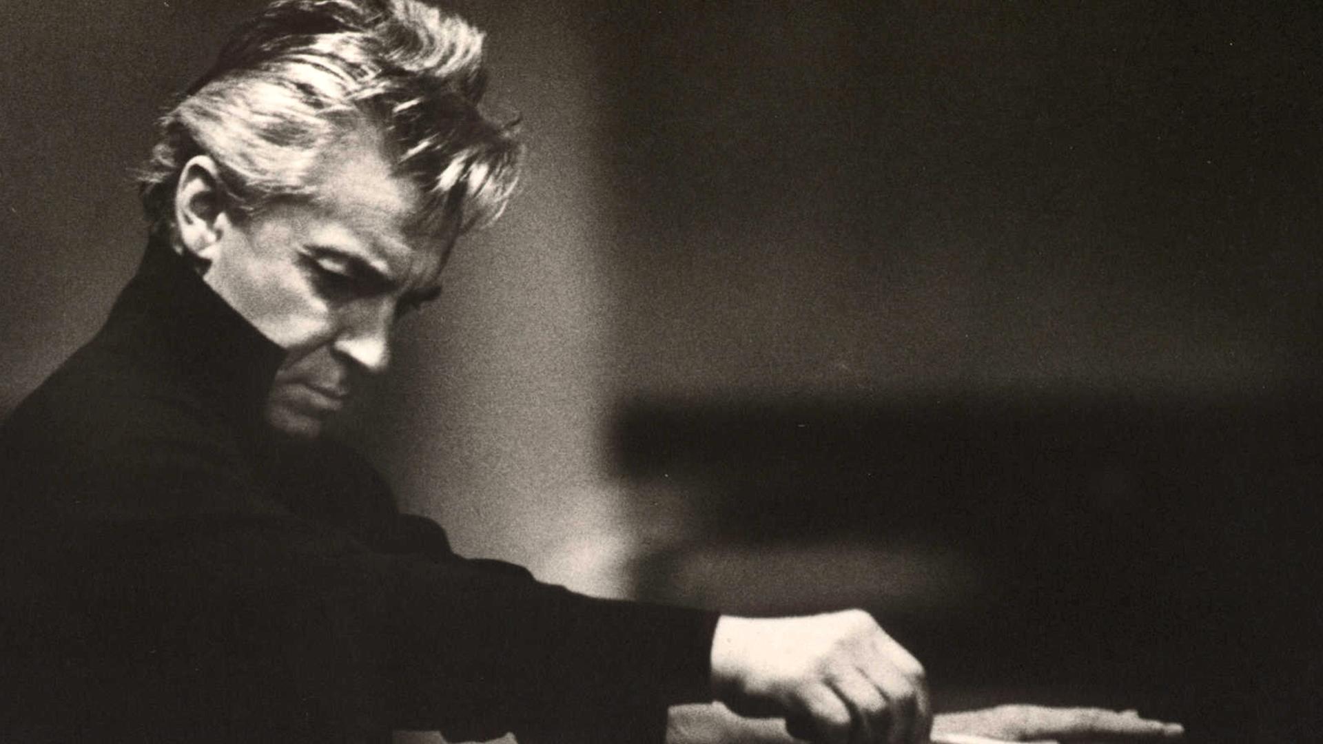 Herbert von Karajan dirige Ainsi parlait Zarathoustra de Strauss