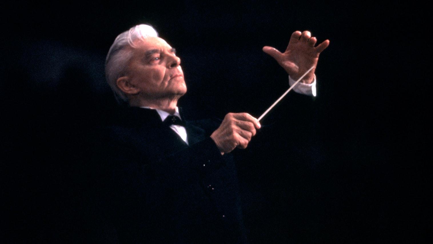 Karajan at the Salzburg Festival