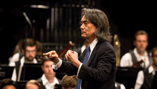 Kent Nagano conducts Stravinsky's The Rite of Spring