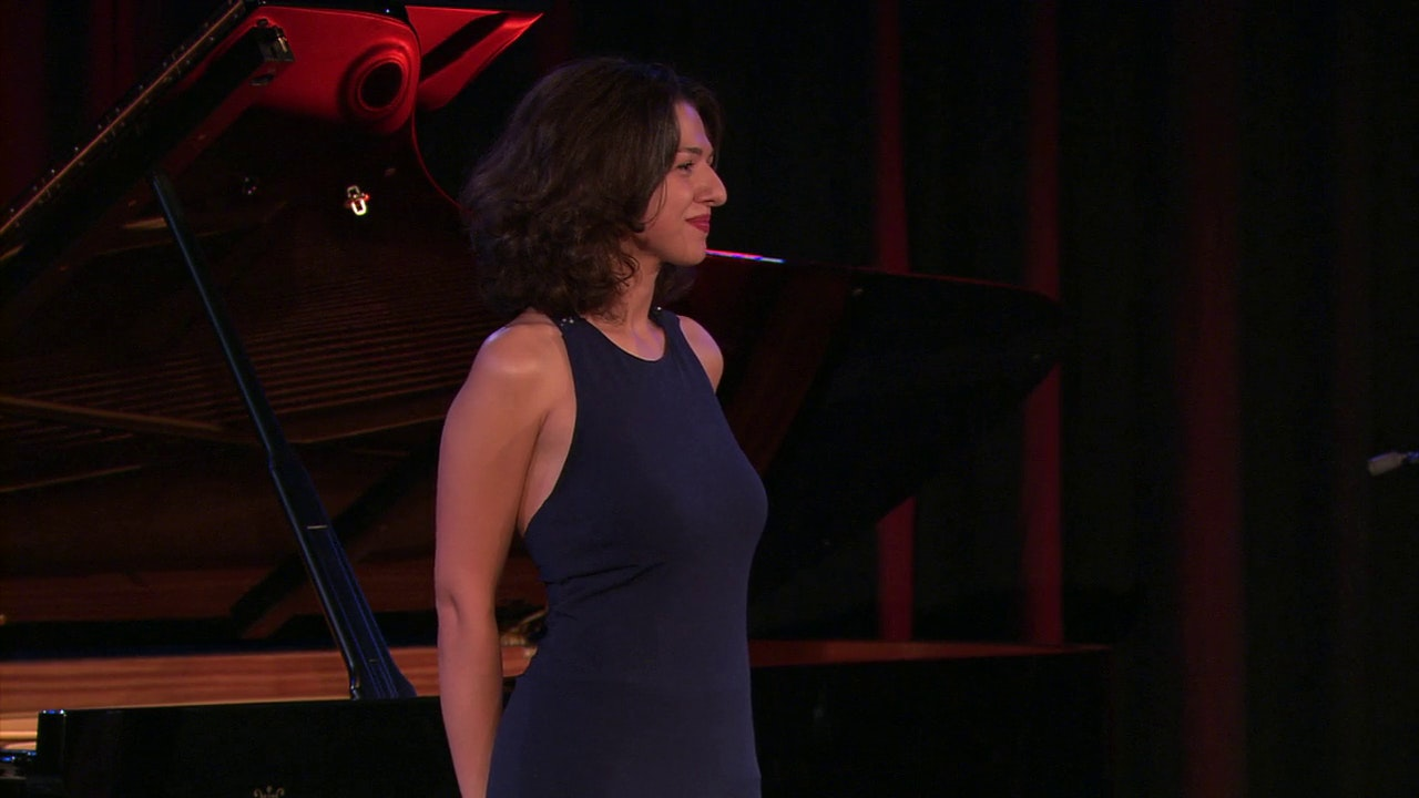 Khatia Buniatishvili plays Liszt, Chopin, Prokofiev, and Stravinsky
