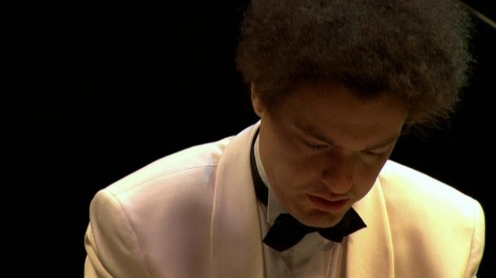Evgeny Kissin plays Prokofiev in recital