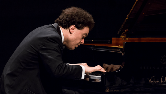 Evgeny Kissin plays Schubert and Scriabin