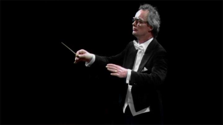 Klaus Tennstedt dirige Mahler et Mozart