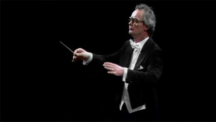 Klaus Tennstedt conducts Mahler and Mozart