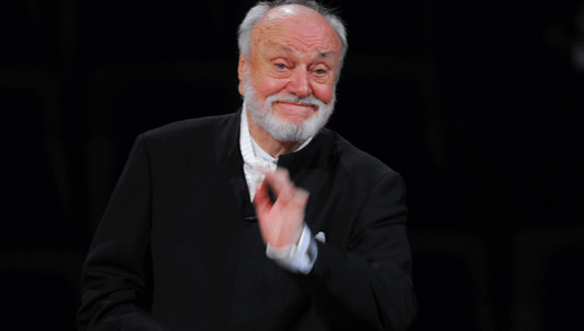Kurt Masur Anniversary Gala: In celebration of Kurt Masur's 80th Birthday