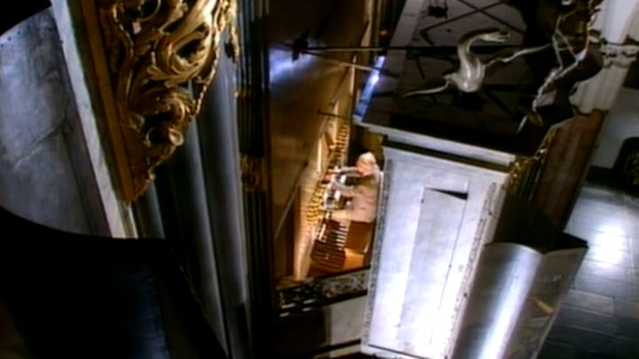 The Organ, from Sweelinck to Bach