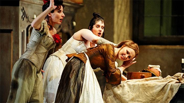 La Cenerentola à Glyndebourne